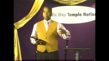 Clip 26 - Apostle T. Allen Stringer ''In Search Of God'' (Clip 1)
