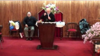 La oracion de Fe salva al enfermo. Pastor W. Garcia. 10-10-2011