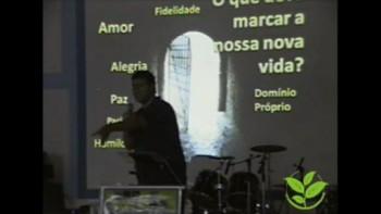 Celebrando 2011 - Pr. Rafael Cruz - Romanos 6:1-4