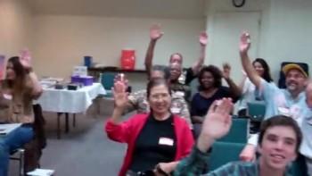 Fall 2011 Evangelism Class