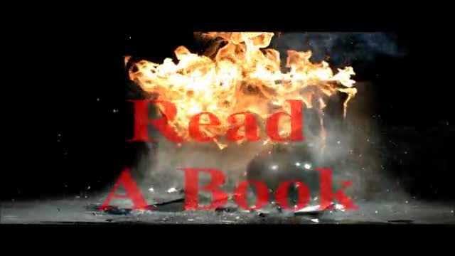 Guys...Read A Book
