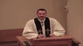 Sermon 08/29/2011 Pastor Dennis