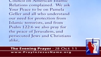28 Oct 11 - Hotel Cancels Anti-Sharia Conference & Jewish Speaker Pamela Geller