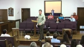 Matthew Chapter 4 Brandon Langley October 23,2011