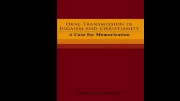 oral transmission chapter 4