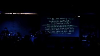 Strong Tower - Kutless cover 10-21-11