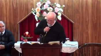 Honrando nuestros padres. Pastor Walter Garcia . 16-10-2011