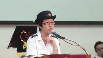 20111023陳燕玲姊妹見證分享