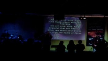 Sing,Sing,Sing - Chris Tomlin cover 10-21-11