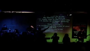 Lay Down My Pride - Jeremy Camp cover 10-21-11