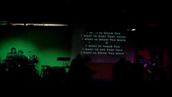 In The Secret - Chris Tomlin cover 10-23-11