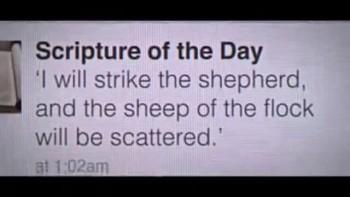 Follow Jesus Twitter Style