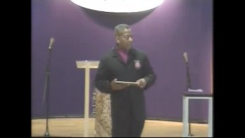 Clip 30 - Apostle T. Allen Stringer ''Focus On Perfection'' (Clip 1)