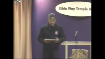 Clip 32 - Apostle T. Allen Stringer ''The Three Faces Of Endurance'' (Clip 1)