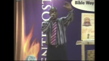 Clip 33 - Apostle T. Allen Stringer ''Surviving In A Beautiful Place (Clip 2)