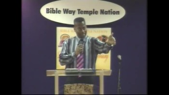 Clip 34 - Apostle T. Allen Stringer ''Surviving In A Beautiful Place'' (Clip 1)