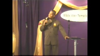 Clip 35 - Apostle T. Allen Stringer ''The Prayer Table'' (Clip 2)