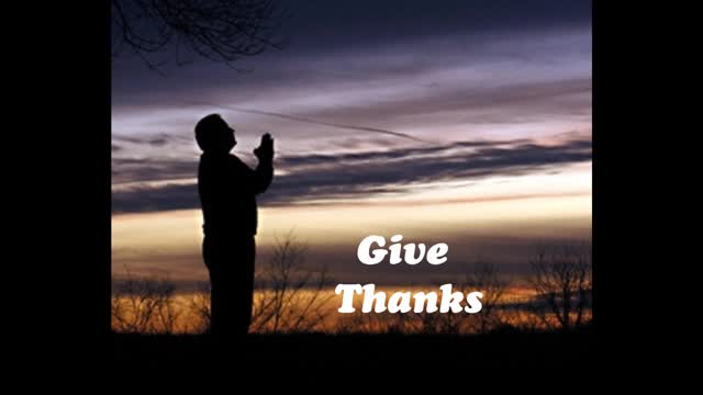 Give Thanks (Cover)