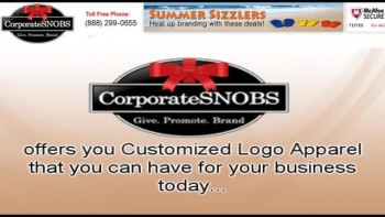Customized Logo Apparel You Can Have