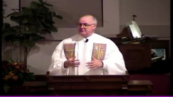 Thoburn United Methodist Church October 30, 2011 Sermon