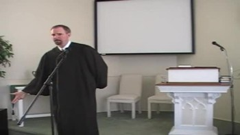 "Sermon: ""Bewitched"" First OPC Perkasie, PA"