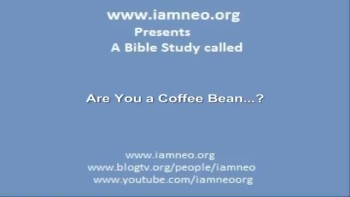 Are You a Coffee Bean...?