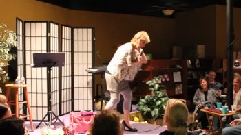 Comedian Sally Edwards - The Over-50 Soccer League