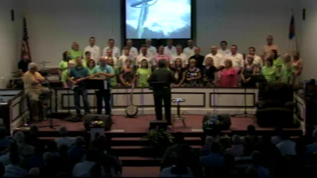GRBC Choir Yahweh 8-5-11 Men's Conference