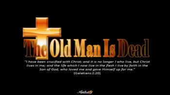 The Old Man Is Dead - Lord Have Mercy (Michael W. Smith)