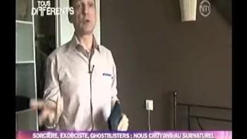 Allan Rich a la television Francaise
