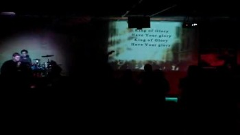 King Of Glory - Jesus Culture cover 10-28-11