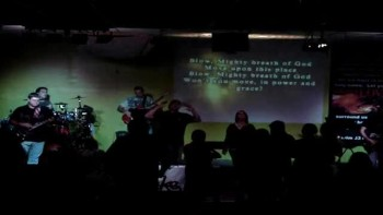 Mighty Breath of God - Jesus Culture cover 10-28-11