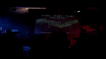 Set Free - Wake The Dead 10-28-11