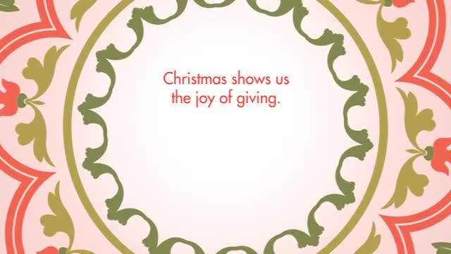 Simple Blessings of Christmas