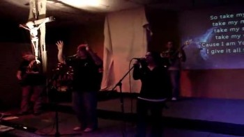 Take My Life - Jeremy Camp cover 10-28-11