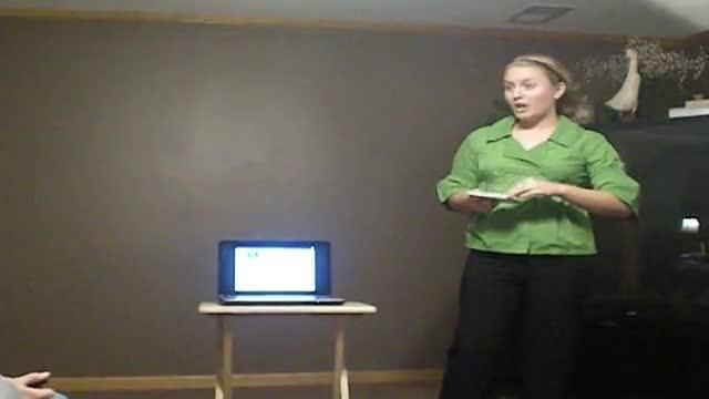 InformativeSpeech-Jessica Blatchley ID 377583