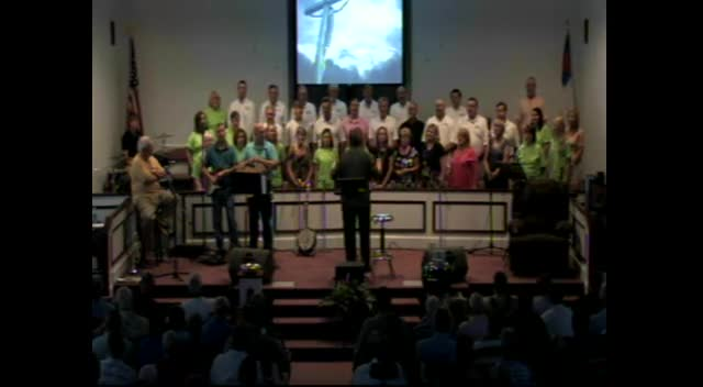 GRBC Choir Yahweh 8-5-11
