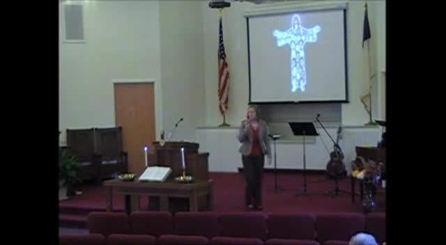 October 23, 2011 - Romans 12:1-8