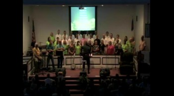 GRBC Choir Thou O Lord 8-5-11