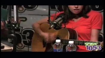 Francesca Battistelli - This Is The Stuff - SPIRIT 105.3 FM