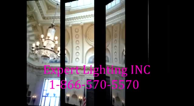 Chandelier Cleaning Roslyn New York 866-570-5570