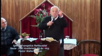 La importancia que Dios obre en su pueblo. Pastor W. Garcia 23-10-2011