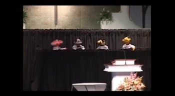Puppets- The King's Hand Servants Puppet Team