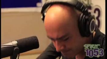 """Peter Furler - """"Something Beautiful"""" - SPIRIT 105.3 FM"""