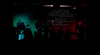 Lay Down My Pride - Jeremy Camp cover 11-4-11