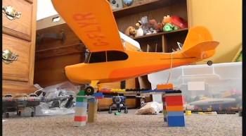 RC Plane Testing