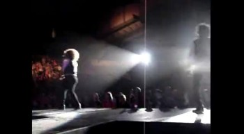Group 1 Crew - Celebration & Aint No Mountain LIVE 11-5-11