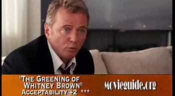 THE GREENING OF WHITNEY BROWN review