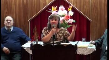 Hay un dia de Juicio y Reconpensa. Hna. Viviana Garcia. 1-11-2011