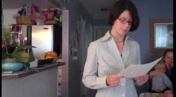 Amy's Persuasive Speech